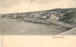 MAROC TANGER BEACH - Tanger