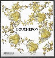 France 2019 Bloc N° 146 Neuf Saint Valentin Boucheron Faciale +10% - Ongebruikt