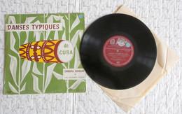 Vinyle Micrisillon BAM 33 Tours 1/3 Chiquita Serrano & Son Ensemble Cubain LD335 Tito Puente 1957 ...! - Formati Speciali