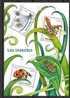 France 2017 Bloc Feuillet F5148 Neuf Insectes à La Faciale + 10% - Neufs