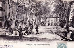 83 - Var - BRIGNOLES - Place Sadi Carnot - Brignoles