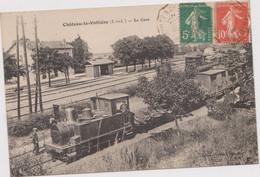 Chateau -La -Vallière   ( 37 ) La Gare - Non Classificati