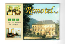 CGF 57 Knutange - Hotel Restaurant Remotel - Ristoranti
