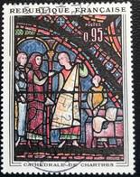 France - République Française -  P5/46 - (°)used - 1963 - Michel 1453 - De Pelshandelaar - Usados