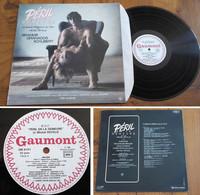 """RARE French LP 33t RPM (12"""") BOF OST """"PERIL EN LA DEMEURE"""" (Sexy P/s, 1985) - Soundtracks, Film Music"""