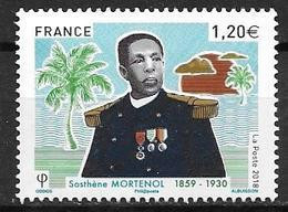 France 2018 N° 5211 Neuf Sosthène Mortenol à La Faciale + 10% - Unused Stamps