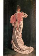 Art - Peinture - Georges Clairin - Sarah Bernhardt - CPM - Voir Scans Recto-Verso - Peintures & Tableaux