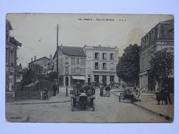 CPA (77) Seine Et Marne - ESBLY - Rue De Meaux - Esbly