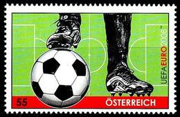 Soccer Football 2008 Austria #2723 UEFA European Championship MNH ** - Eurocopa (UEFA)