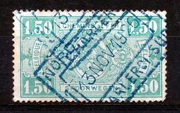 """TR 148 -  """"NORD-BELGE - CHARLEROY-SUD 1"""" - Blauwe Stempel - (34.576) - 1923-1941"""