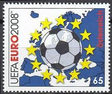 Soccer Football 2008 Austria #2714 UEFA European Championship MNH ** - Eurocopa (UEFA)