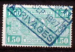 """TR 148 -  """"MARCHIENNE-ZONE - N.B. 3 - ARRIVAGES"""" - Blauwe Stempel - (34.577) - 1923-1941"""
