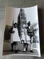 Breda 1953 Feesten Folklore Fête Folklorique Hollande 2 Pers Foto Couple D'amoureux - Breda