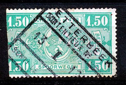"TR 148 -  ""ETTERBEEK - CONTENTIEUX N°__________ SORTI LE _________"" - (34.585) - 1923-1941"