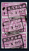 "TR 249 (strook Van 3) -  ""GENT - DIERENTUINLAAN"" - (34.592) - 1923-1941"