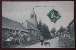 CPA  80..Marlers , Attelage, En 1908 - Other Municipalities