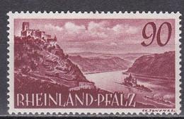 All. Besetzung Franz. Zone Rheinland Pfalz 1948 - Mi.Nr. 41 - Postfrisch MNH - Franse Zone