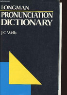 Pronunciation Dictionary - Wells J.C. - 1997 - Dictionaries, Thesauri