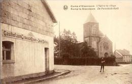 Camp D'ELSENBORN - L'Eglise Du Village - Elsenborn (camp)