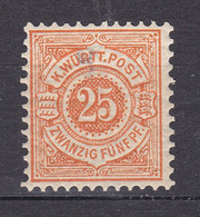 Wuerttemberg - 1890 - Michel Nr. 57 - Postfrisch - Wurttemberg