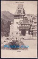 Sinaia, Pelisor, Ca 1910, Unused - Romania
