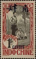 Canton Scott #61, 1908, Hinged - Ungebraucht