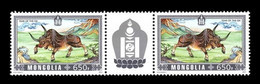 Mongolia 2021 Mih. 4157/58 Lunar New Year. Year Of The Ox MNH ** - Mongolië