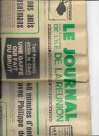 REUNION JOURNAL   ILE DE LA REUNION...5/12/1979 ..RALLYE ..JEAN GRATON..MICHEL VAILLANT ..BANQUE DE LA REUNION - Zonder Classificatie