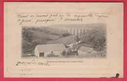 Virelles Lez Chimay  - Le Grand Pont ... Précurseur , Oblitération 1903 ( Voir Verso ) - Chimay