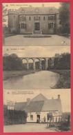 Virelles ( Chimay )  - 3 Jolies Cartes Postales - 1932 ( Voir Verso ) - Chimay