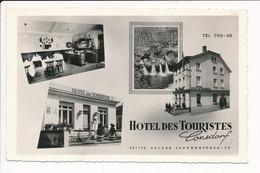 Carte De CONSDORF L' Hôtel Des Touristes ( Format C.P.A. )( LUXEMBOURG ) - Other