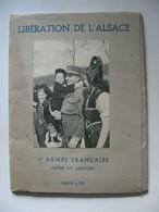 """Libération De L'Alsace 1re Armée Française """"Rhin Et Danube"""" 12 Photos 1ère Série / éd. Braun & Cie - Guerra 1939-45"""