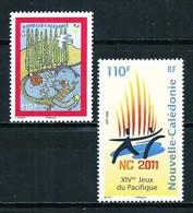 Nueva Caledonia Nº 1059-1060 Nuevo - Nuovi