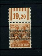 BIZONE 1948 Nr 44I Postfrisch (104797) - Amerikaanse-en Britse Zone