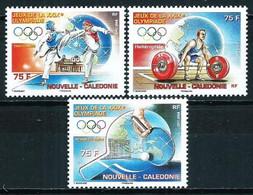 Nueva Caledonia Nº 1048/50 Nuevo - Nuovi