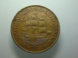 South Africa 1 Penny 1942 - Afrique Du Sud
