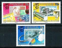 Nueva Caledonia Nº 1045/47 Nuevo - Nuovi