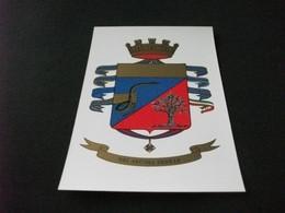 STEMMA ARALDICO DELL'ARMA DEI CARABINIERI IN VIGORE DAL 19 APRILE 1989 - Police - Gendarmerie