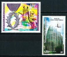 Nueva Caledonia Nº 1035-1036 Nuevo - Nuovi