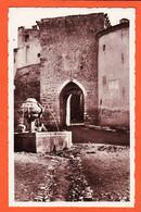 X05108 ♥️  Etat Parfait RIEZ 05-Hautes Alpes Fontaine Ancien Portail Cliché Veuve PECOULT Tabac Photo-Bromure 10x15 - Sonstige Gemeinden