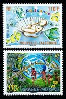 Nueva Caledonia Nº 1031-1032 Nuevo - Nuovi