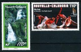Nueva Caledonia Nº 1029-1030 Nuevo - Nuovi