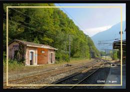 73  CEVINS -  La  Gare - Altri Comuni