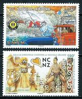 Nueva Caledonia Nº 1003-1017 Nuevo - Nuovi