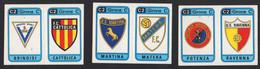 Stikers Panini 1983-84 Calcio Football Brindisi Cattolica Martina Matera Potenza Ravenna FAS00367 - Italian Edition