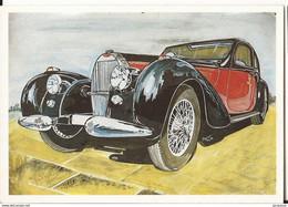 Transports Automobile Voitures Anciennes De Collection Collection Bugatti 57 Madame Kiefer - Voitures De Tourisme