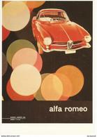 Transports Automobile Voitures Anciennes De Collection Alfa Romeo Maggio Agosto 1961 - Voitures De Tourisme