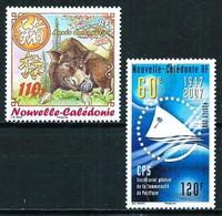 Nueva Caledonia Nº 994-995 Nuevo - Nuovi