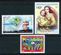 Nueva Caledonia Nº 989-990-991 Nuevo - Nuovi