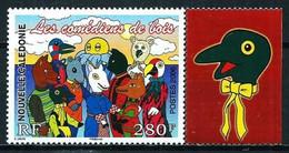 Nueva Caledonia Nº 988 Nuevo - Nuovi